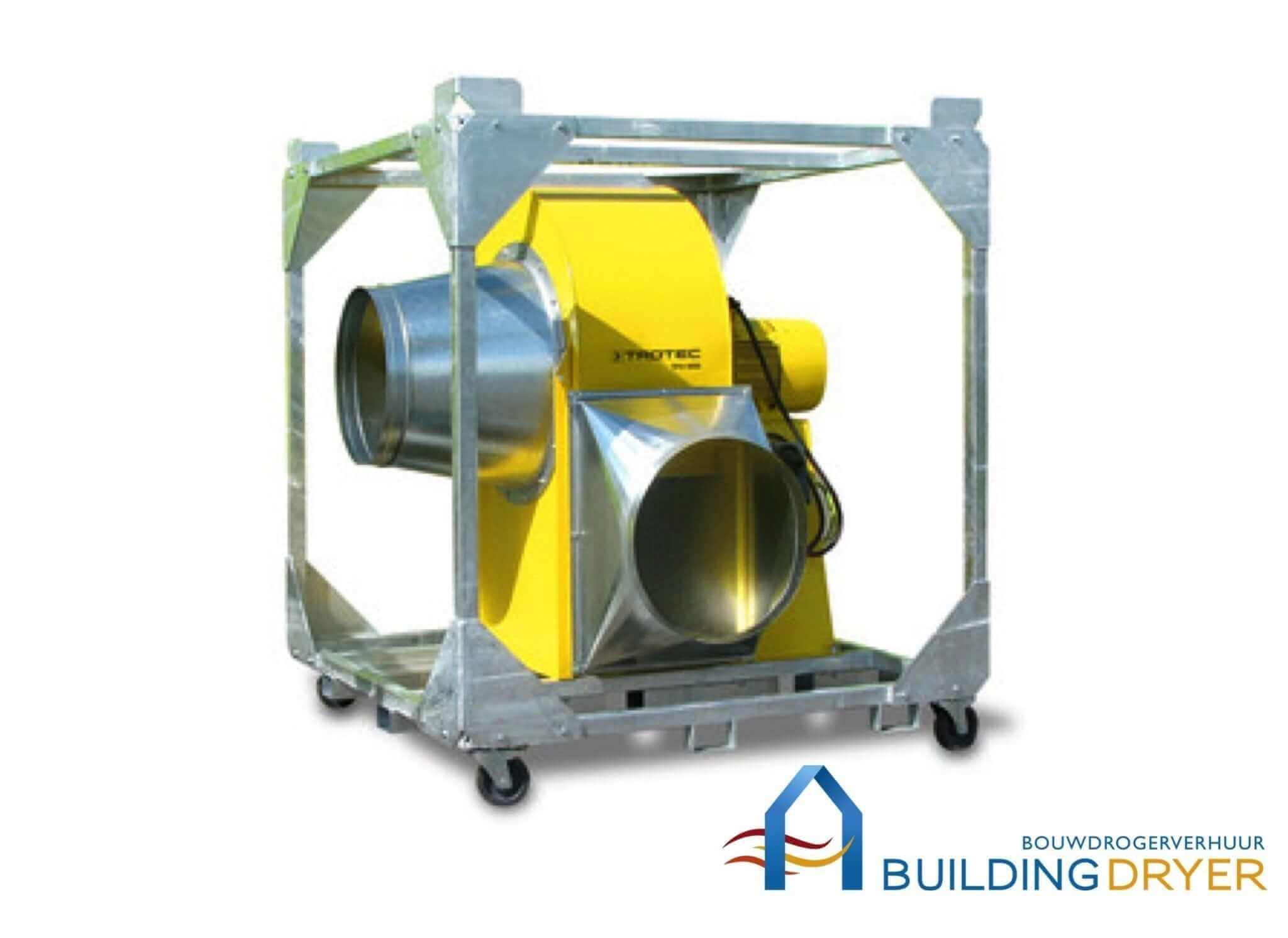 Radiaal Ventilator TFV900
