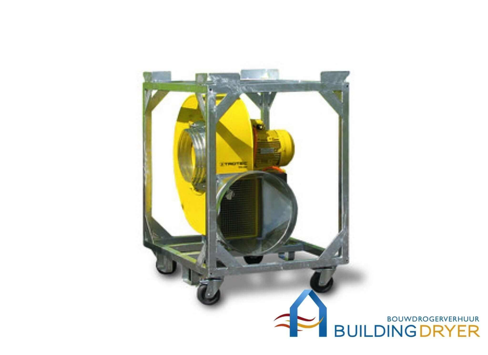 Radiaal ventilator TFV300