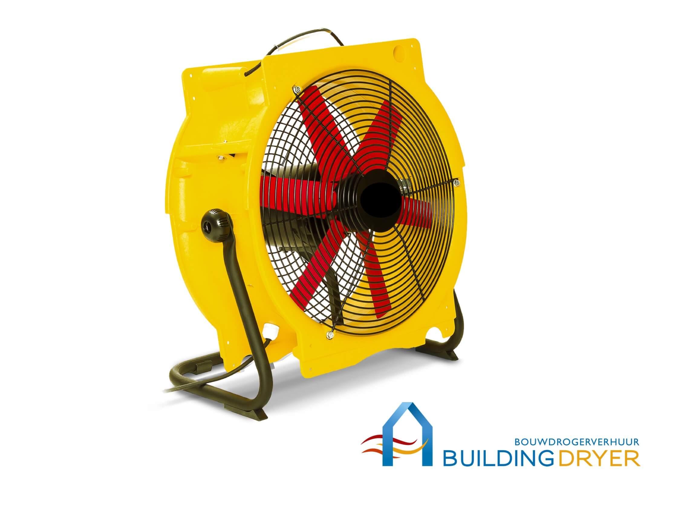 TTV4500hp ventilator huren