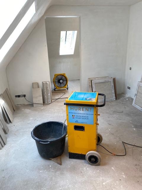 Building Dryer DF400 in Keerbergen